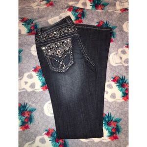 Grace Boot Cut Jeans